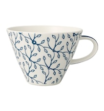 Caffe Club Flo.cornflower White Kaffekopp 0,39l