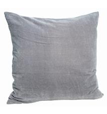 Pudebetræk 50x50 cm - Lysegrå