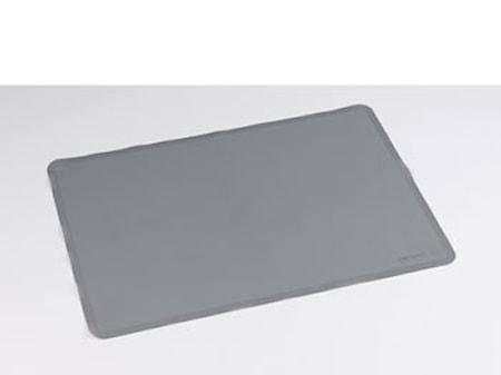Bageark 50x35 cm grå silikone