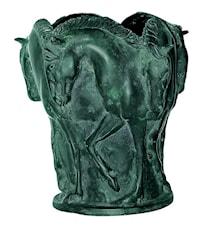 Hästar urna