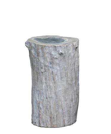 Colorado Log Stor Betong Grå