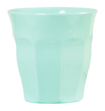 Melaminmugg Dark Mint