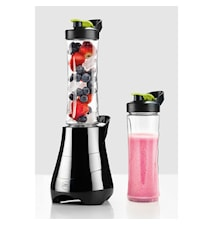 OBH Nordica Blender Smoothie Twister Black