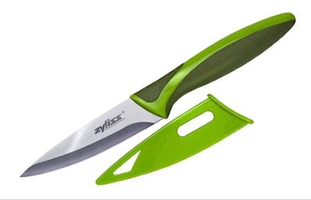 Skalkniv 9 cm Grön