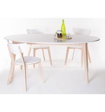 Granngården oval matbord
