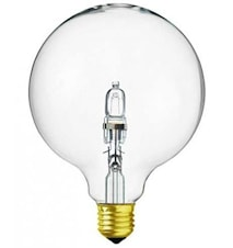 Halogen Glob 125mm E27 (28W)40W 370lm