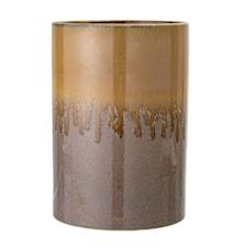 Vas Stone Brown Ø14x21 cm