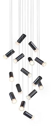 Bild av JSPR Jewels 15 vinklad taklampa Grå