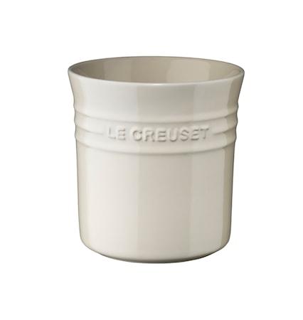 Le Creuset Bestick- & redskapsförvaring 2 L Creme