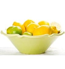 Provence Skål Lime 33x10,5 cm