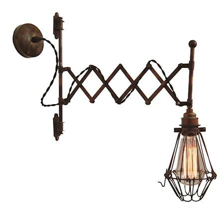 Bild av Mullan Lighting Lonn scissor vägglampa