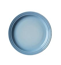 Tallrik 23 cm Coastal Blue
