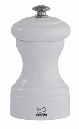 PEUGEOT Bistro Saltkvarn Matt Vit 10 cm