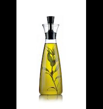 Olja/vinäger karaff med hällpip 0,5 l