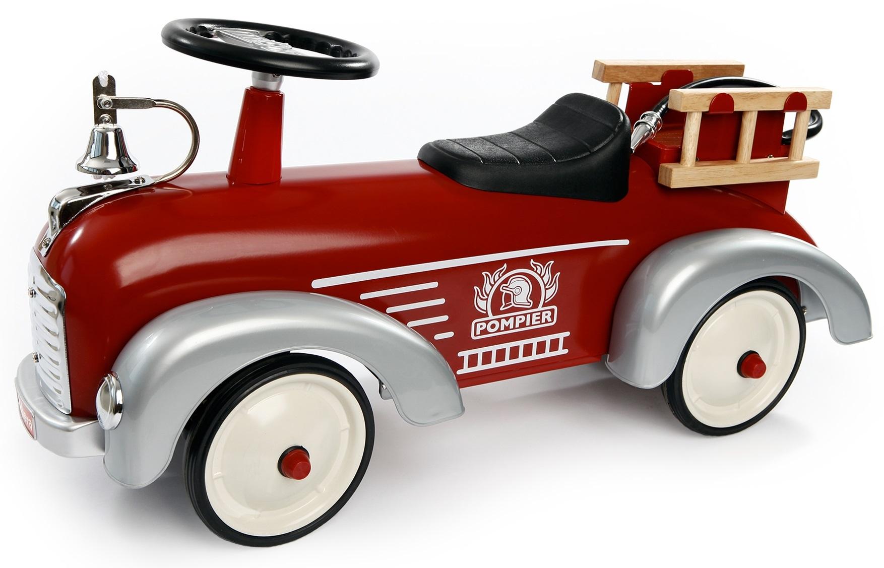 Speedster fireman sparkbil