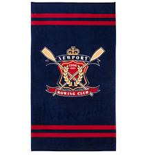 Rowing Club beach towel