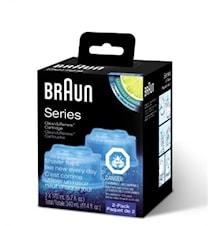 Braun Rengjøring KeyPart-CCR2 Refill