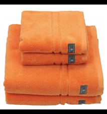 Premium Terry Håndkle 50x70 Tangerine