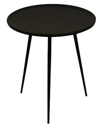 Bild av Scandinavian concept Pins sidobord svart