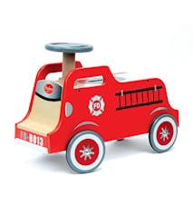 Fire truck champion sparkbil