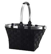 Shoppingkorg Twist™ HOME Large svart