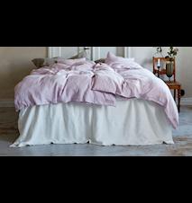 Lovely linen sengekappe