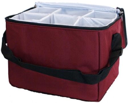 Transportväska för vinglas Bordeaux