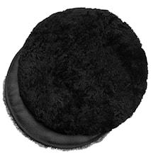 Mozzie Stoppad stolsdyna Ø36cm - Black
