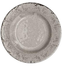 Evergreen Dinner plate 28 cm BRONZE
