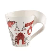 Cities of the World Mug Mugg 0,35l-Heidelberg