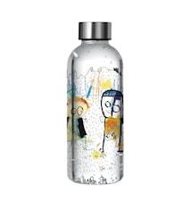 Poul pava be friends Beach Vannflaske BPA-fri 0,65 L
