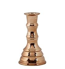 Ljusstake Keramik Brons 15,5 cm