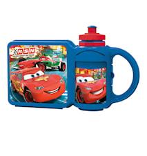 Övriga Kombi flaska + Matlåda Cars