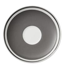Anmut My Colour Rock Grey Fat till Espressokopp 12 cm