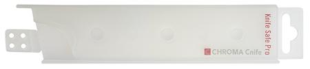 CHROMA type 301 Teräsuoja 16,3×3,5cm, sopii P8