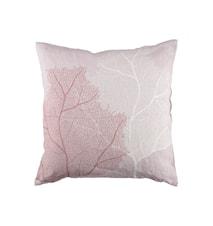 Kuddfodral Coral 50x50 cm - Ljusrosa