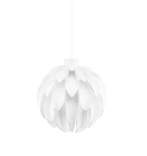 Norm 12 Lampe Hvid XL