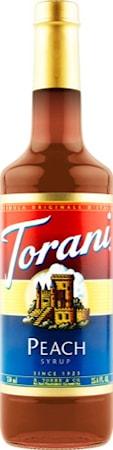Torani Peach syrup 750 ml