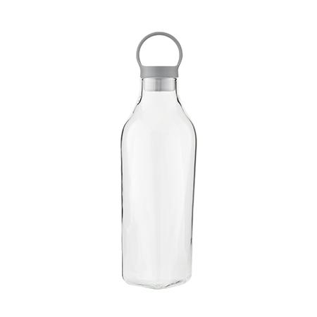 Circle vattenflaska 0.5 l. - ljusgrå