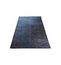 Silk Dark blue Matta - 200x300