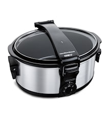 Slow Cooker Stay or Go, 5,5 L