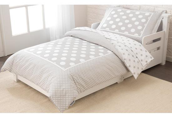 Stars & polkadots barn sängkläder