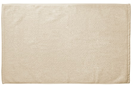 Bild av Galzone Badrumsmatta 100% bomull Sand 80x50 cm