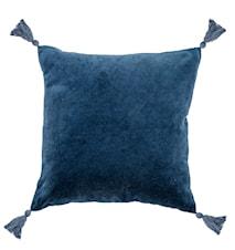 Kudde Blue 45x45 cm