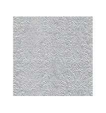 Pappersservett Silver 20st 33cm x 33cm