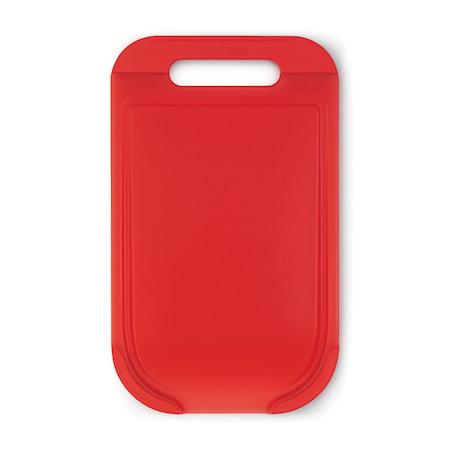 Brabantia Leikkuulauta (M) punainen