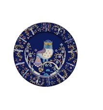 Taika Lautanen 30 cm sininen