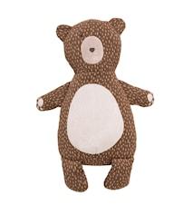 Teddybjörn Brun Bomull 60x30 cm