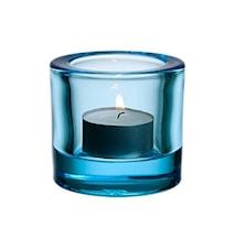 Kivi Ljuslykta 60 mm Ljusblå