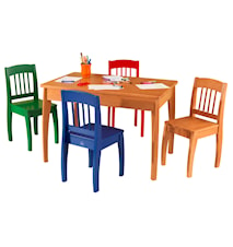 Euro Table & 4 chair Set